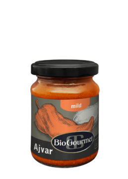 BioGourmet Ajvar mild