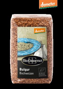BioGourmet Buchweizen Bulgur demeter