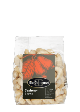 BioGourmet Cashewkerne
