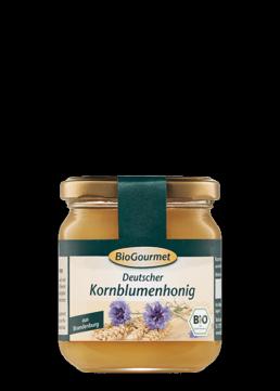 BioGourmet Deutscher Kornblumenhonig