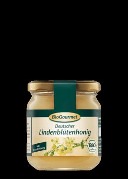 BioGourmet Deutscher Lindenblütenhonig