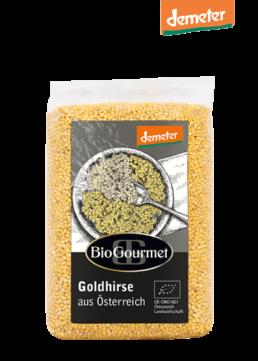 BioGourmet Goldhirse demeter aus Österreich