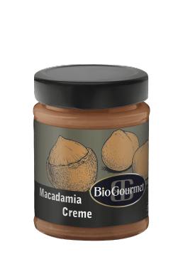 BioGourmet Macadamia Creme