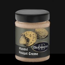 BioGourmet Mandel Nougat Creme