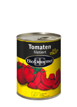 BioGourmet Tomaten filetiert
