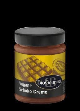 BioGourmet Vegane Schoko Creme