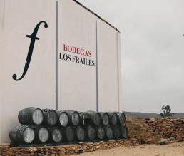 Einblick in das Weingut von Bodegas Los Frailes 1