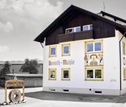 Nachhaltigkeit bei BioGourmet - die Donath-Mühle in Bad Wörishofen