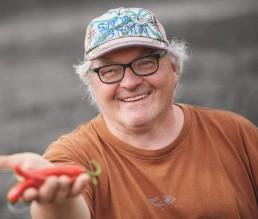 Frank Erhardt von Erhardt Naturkost