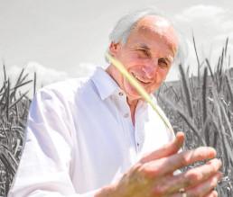 Karl Huober von ErdmannHAUSER Getreideprodukte