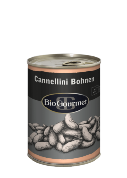BioGourmet Cannellini Bohnen