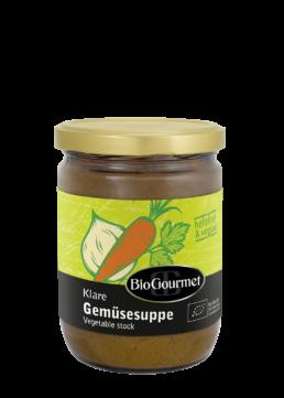 BioGourmet Gemüsesuppe klar 350g