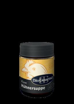 BioGourmet klare Hühnersuppe 150g