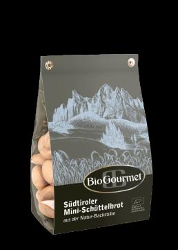 BioGourmet Südtiroler Mini-Schüttelbrot