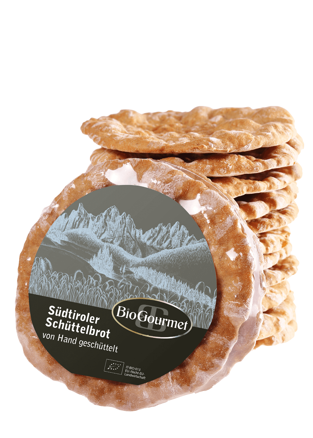 Südtiroler Schüttelbrot