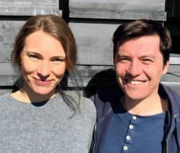 BioGourmet Hersteller Christine und Ivan Curic von Meisterhonig