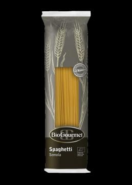 BioGourmet Spaghetti Semola