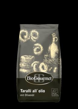 BioGourmet Taralli allolio