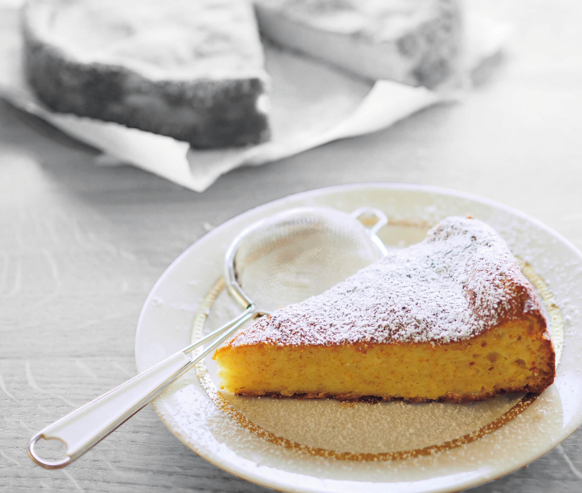 Rezept Kase Quark Kuchen Ohne Boden