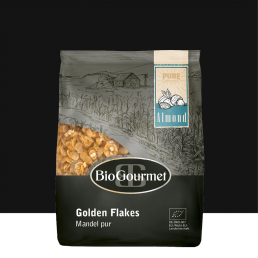 BioGourmet Golden Flakes Mandel pur