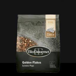 BioGourmet Golden Flakes Schoko-Pops