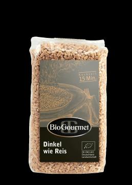 BioGourmet Dinkel wie Reis - Dinkelreis