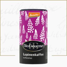 BioGourmet Lupinenkaffee glutenfrei vegan demeter