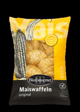 BioGourmet Maiswaffeln klassisch