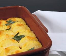 BioGourmet Rezept Gnocchi alla romana mit Salbei und Parmesan