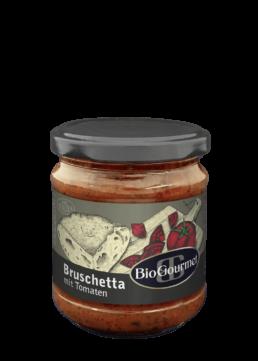 BioGourmet Bruschetta mit Tomaten