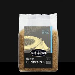 BioGourmet Buchweizen Bulgur