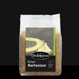 BioGourmet Hartweizen Bulgur