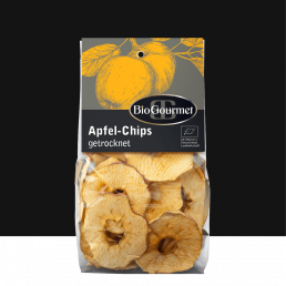 BioGourmet Apfel-Chips