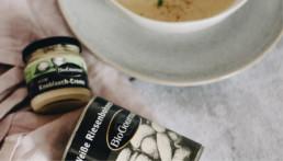 BioGourmet Knoblauch-Creme mild 1