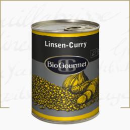 BioGourmet Linsen-Curry