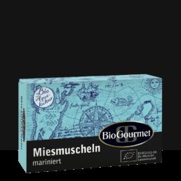 BioGourmet Bio-Miesmuscheln mariniert