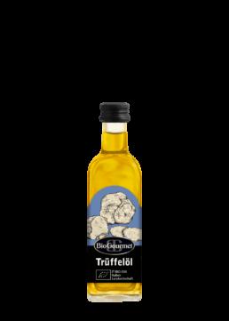 BioGourmet Bio-Trüffelöl mit weißem Trüffel