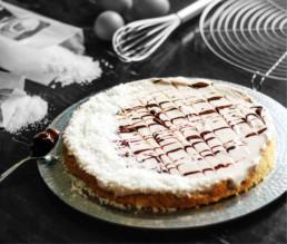 Saftiger Schoko-Kokos-Kuchen mit Vanille BioGourmet Rezept