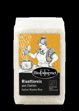 BioGourmet Risottoreis aus Italien