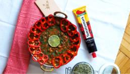 BioGourmet Tomatenmark mit Paprika 1