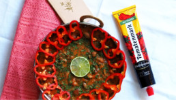 BioGourmet Tomatenmark mit Paprika 2