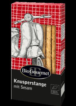 BioGourmet Knusperstange Sesam