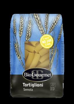 BioGourmet Tortiglioni Semola aus Italien