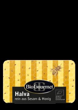 BioGourmet Halva aus Sesam und Honig