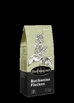 BioGourmet Buchweizen Flocken glutenfrei