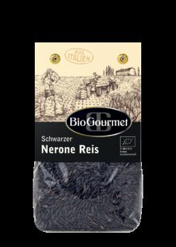 BioGourmet Schwarzer Reis Nerone
