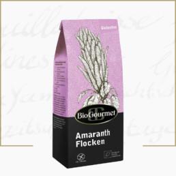 BioGourmet Amaranth Flocken glutenfrei