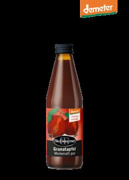 BioGourmet Granatapfel Muttersaft demeter