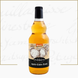 BioGourmet Apfel-Cidre Essig aus Frankreich demeter