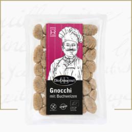 BioGourmet Gnocchi mit Buchweizen glutenfrei vegan